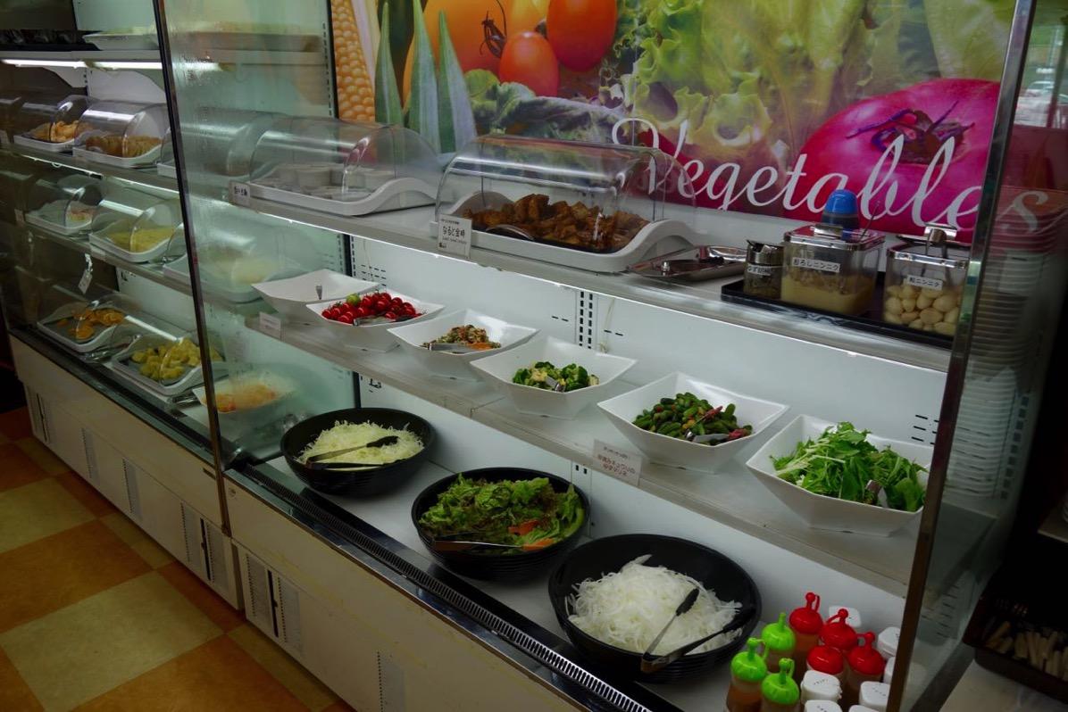 Seaaiga buffet 1