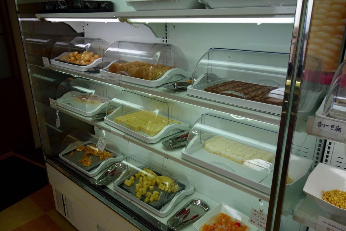 Seaaiga buffet 2