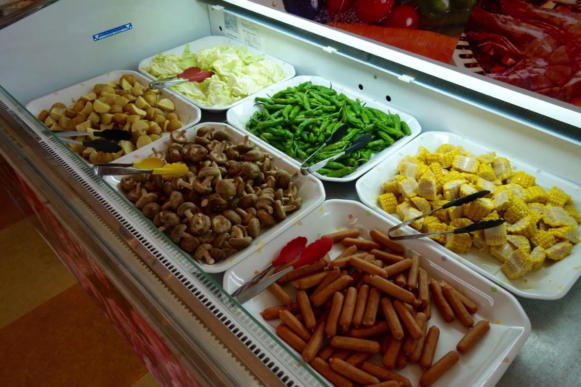 Seaaiga buffet 4