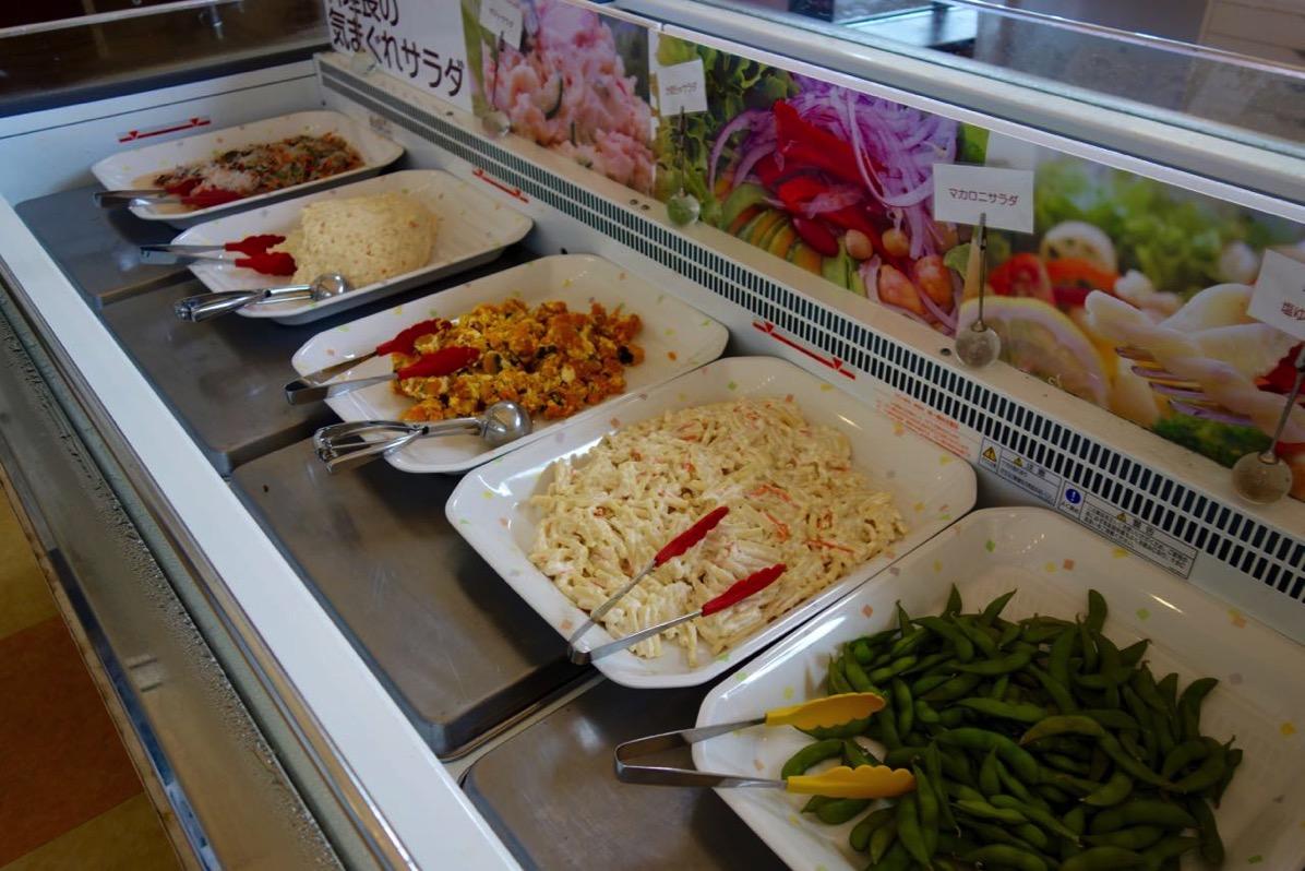 Seaaiga buffet 5