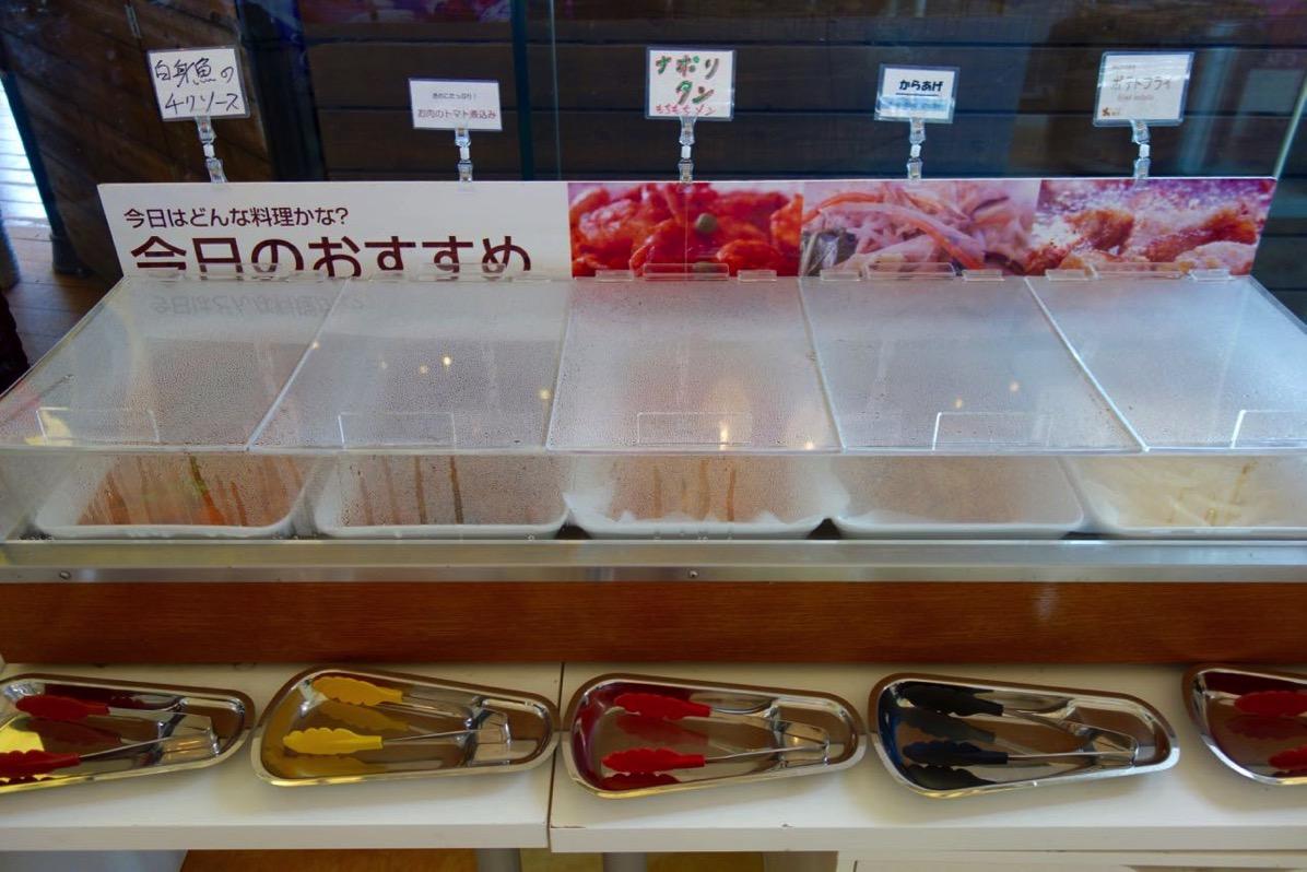 Seaaiga buffet 8