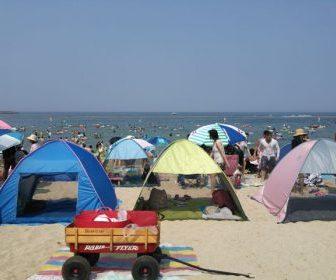 淡路島の海水浴場