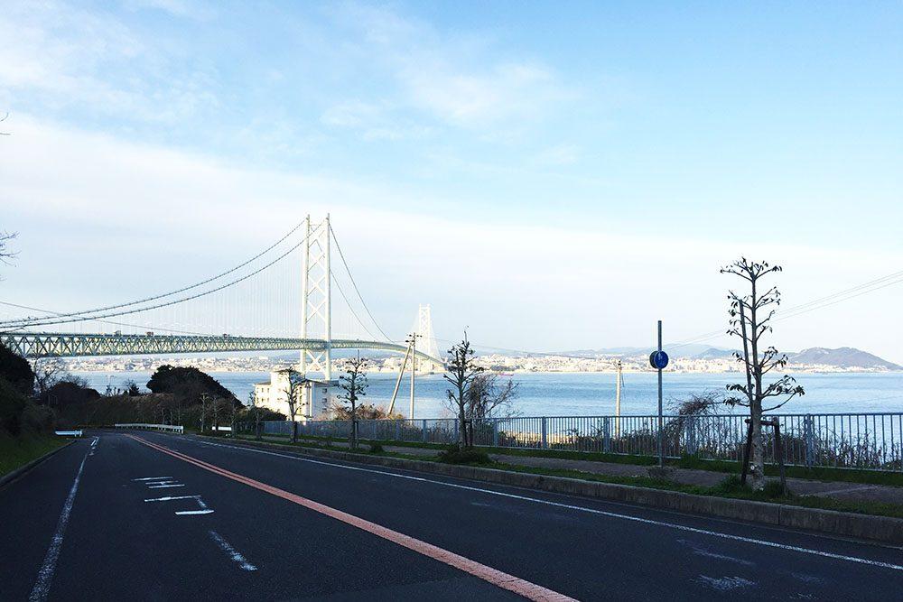 大阪から淡路島へ車で行く