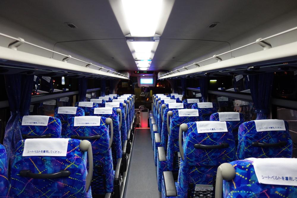 大阪から淡路島へバスで行く
